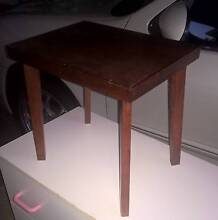 Pine Side Table Bli Bli Maroochydore Area Preview