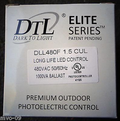 Dll480f Photo Eye Light Sensor Brand New