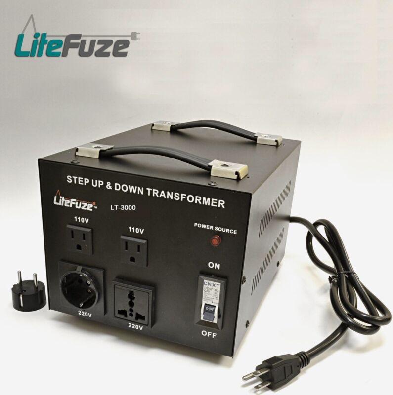 Lite Fuze converter box