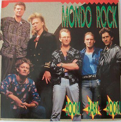 MONDO ROCK(829-829-1)BOOM BABY BOOM  (1986)