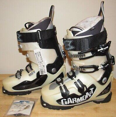 Garmont Asylum FR 120 Alpine Touring Womens Ski Boots NEW Mondo 27 9.5 DYNAFIT ()