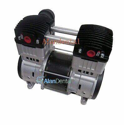 Greeloy 1600w Mini 2 Hp Silent Oil Free Oilless Air Compressor Motor Pump Gm1600