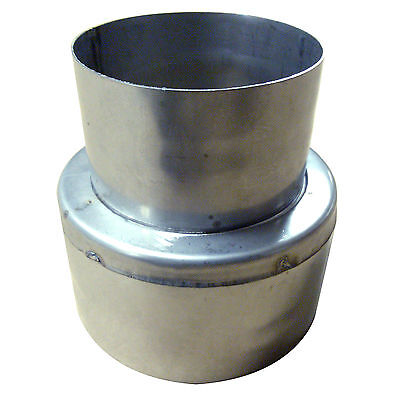 Stainless Protect Stove Whistle Reducer/Inreaser, Pellet Wood Gas Oil Stove/Furnace