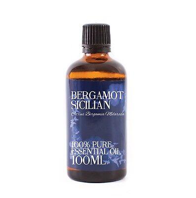 Mystic Moments bergamotto siciliana - Olio essenziale - 100ml (eo100bergsici)