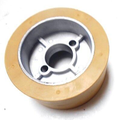 Accura-comatic Power-stock Feeder Wheel 50mm X 100mm Single Wheel
