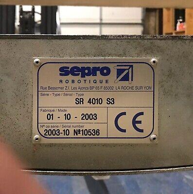 Sepro robot operation manual