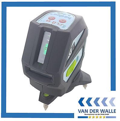 hedue® Kreuzlinienlaser L1G - L219 deutlich besser sichtbar Ø grünen Laserstrahl online kaufen