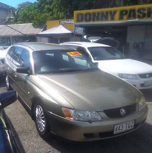 ***$80 a week Payment*** 2003 Holden Commodore Wagon VY AUTO Biggera Waters Gold Coast City Preview