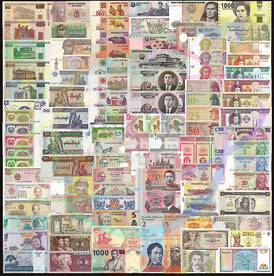 Belarus P-6 P-8 Year 1992 Uncirculated Banknote Set # 16 P-7
