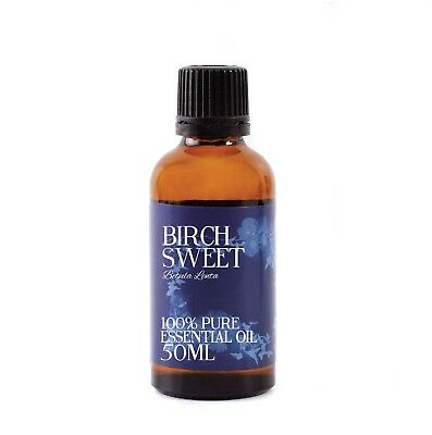 Mystic Moments Abedul Dulce Aceite Esencial - 100% Puro - 50ml (EO50BIRCSWEE)
