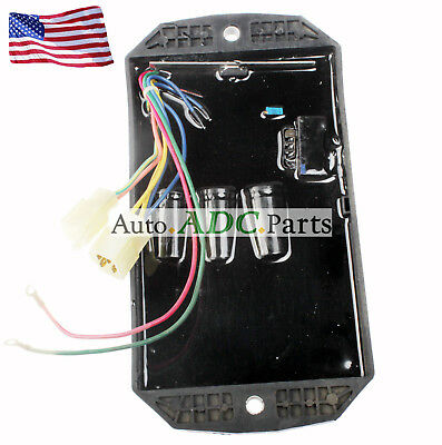 Gtdk 15-1avr 8kw-15kw Voltage Regulator Single Phase For Kipor Kde16e3 Generator
