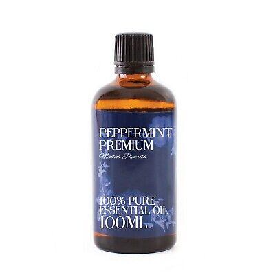 Mystic Moments Aceite Esencial Premium de Menta Piperita - 100ml (E100PEPPPREM)