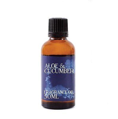 Mystic Moments Aloe Y Pepino Fragancia Aceite - 50ml (FO50ALOECUCU0