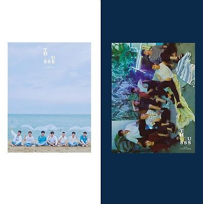 Btob   This Is Us  See Feel Ver  Set  2Cd 2Folded Poster Free Gift Tracking No