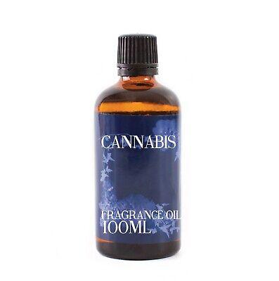 Mystic Moments Cannabis Aceite Aromático - 100ml (FO100CANN)