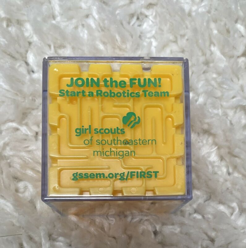 Girl Scouts of Southeastern Michigan Puzzle game