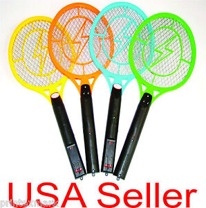 Cordless-Rechargeable-Bug-Zapper-Mosquito-Insect-Electric-Fly-Swatter-Racket-Big