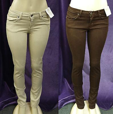 Dark Brown Jeans Womens Billie Jean