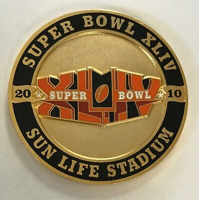 Nopd New Orleans Police Dept Super Bowl Xliv 2010 Sun Life Stadium Saints Colts
