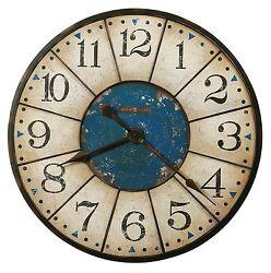 HOWARD MILLER - 625-567   30.75 LARGE GALLERY WALL CLOCK BALTO  625-567