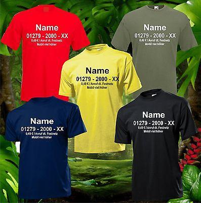Kostüm Dschungel (Dschungelcamp T-Shirt Dschungel Camp Fans Jungle Camp Shirt Gruppen Kostüm S-3XL)