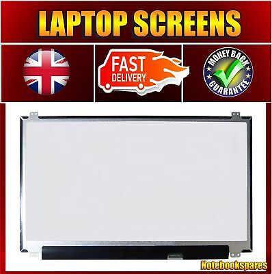 """For ASUS VIVOBOOK 15 X505BA EJ SERIE Full HD IPS panel 350MM 15.6"""" Laptop Screen"""