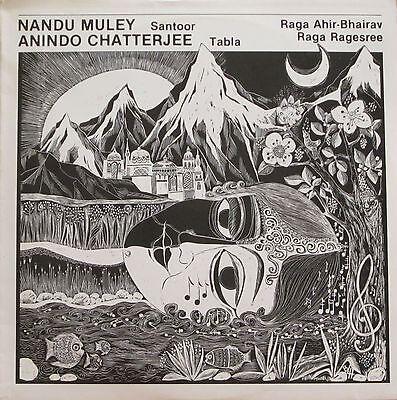 Nandu Muley & Anindo Chatterjee - Raga Ahir-Bhairav / Raga Ragesree (LP 1983)