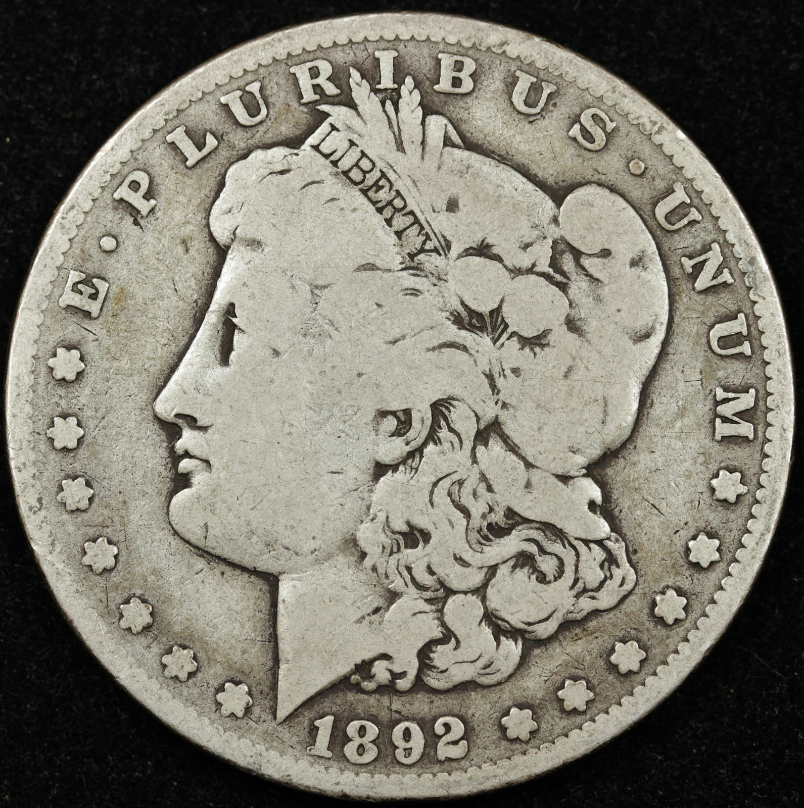 When was the last silver dollar minted?