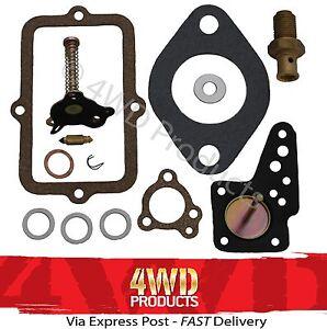 Carburettor Overhaul kit - for Nissan Patrol G60 4.0 P (67-80)