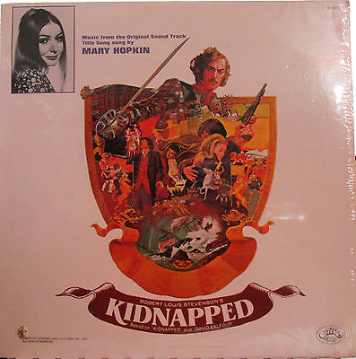 Kidnapped (Soundtrack) (AIR 1042) (Michael Caine) (Mary Hopkin) (Roy Budd) (ss)