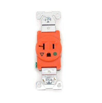 Lincoln Sa-200 Sa-250 Hospital Grade Receptacle Outlet 20amp Bw148