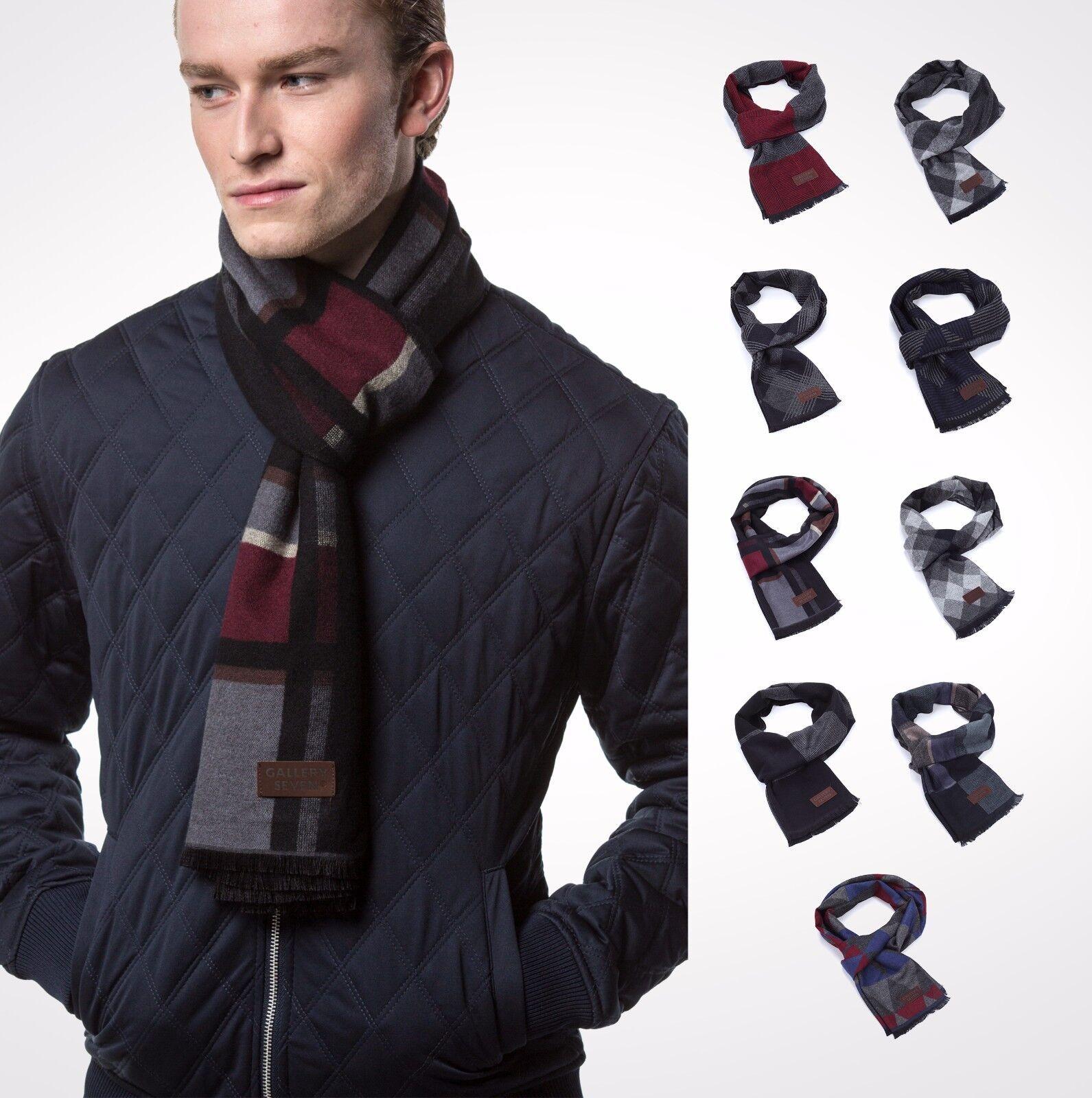 Мужские шарфы на подарок 456