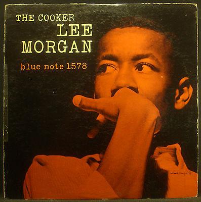 ! LP LEE MORGAN - the cooker, Blue Note BLP 1578, Mono