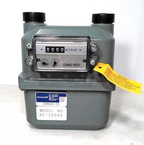 Honeywell AC-250NX Gas Meter American Meter Company