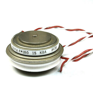 Psi Thyristor Diode Rectifier Scr - Ab Spindle F180 15 Kba