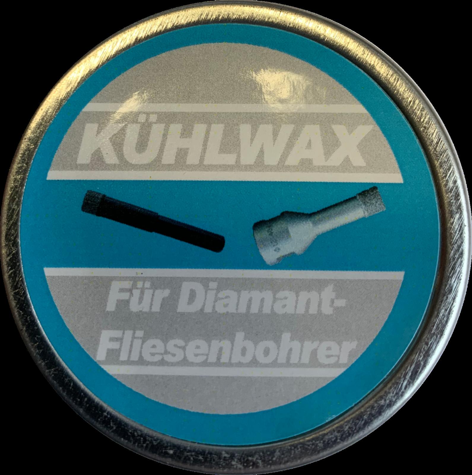 6-Kant Diamantbohrer Trockenbohrer Bohrkronen mit Wachskern Feinsteinzeug Granit