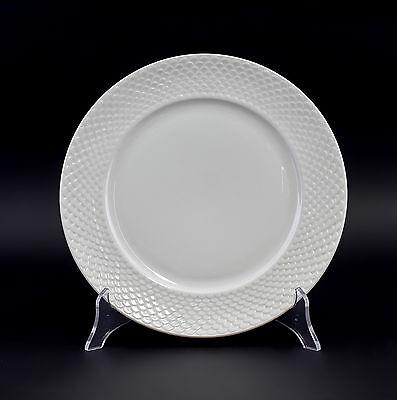 Porzellan Kleiner Teller Abendbrotteller Ludwigsburg Schuppendekor 9944275