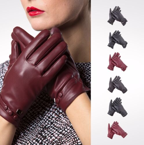 Gallery Seven Womens Winter Gloves Warm Touchscreen Driving Texting Ladies Glove