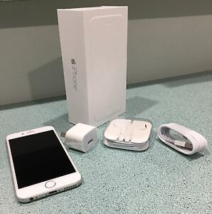 iPhone 6 (16GB) Silver - EXCELLENT condition (like new) Greenwith Tea Tree Gully Area Preview