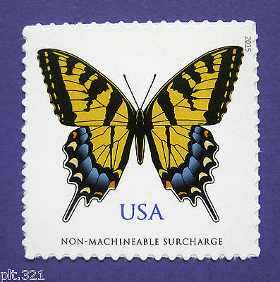 SC  4999  FOREVER TWO OUNCE RATE  EASTERN TIGER SWALLOWTAIL BUTTERFLY ISSUE