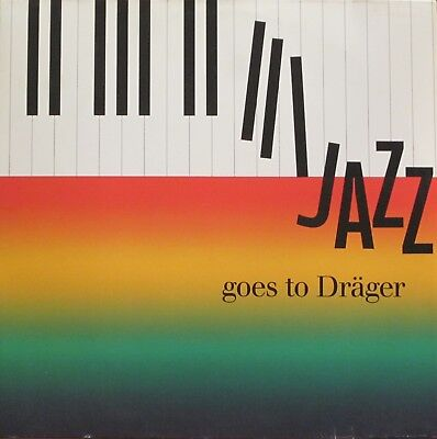 Jazz Goes To Dräger - Abbi Hübners Low Down Wizards & Other Artists (2 LPS 1989)