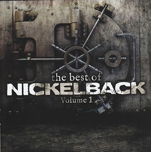NICKELBACK - THE BEST OF VOLUME 1 CD ~ GREATEST HITS ONE ~ CHAD KROEGER *NEW*
