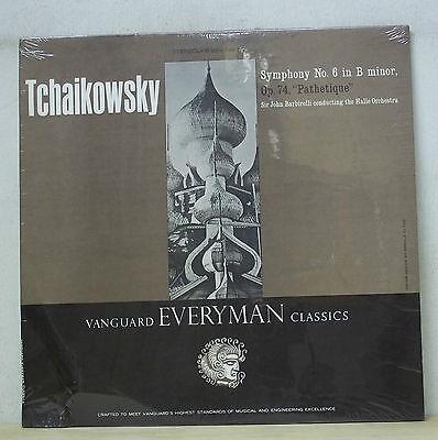 Barbirolli/halle Tchaikovsky Symphony No.6 - Vanguard Srv-148sd Sealed