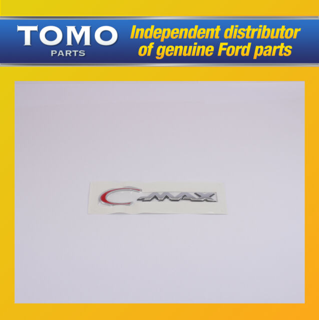 "New Genuine Ford Rear Badge EMBLEM Decal  ""C-Max"" C-Max 2007-2011 1721056"