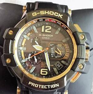 G-SHOCK MENS GPW-1000 GRAVITYMASTER Cannon Hill Brisbane South East Preview