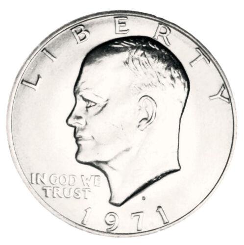 1971-D BU Eisenhower Dollar