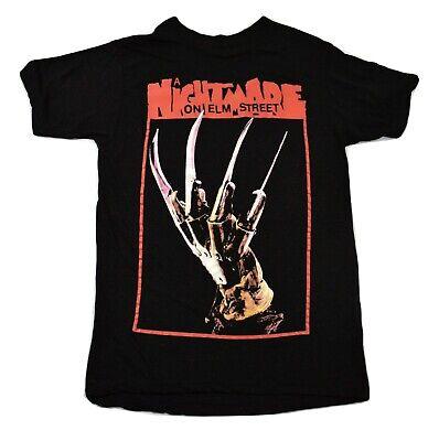 Nightmare On Elm Street Mens Freddy Krueger Razor Glove Hand Shirt New S-2XL