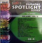 Sound Choice Oldies Karaoke CDGs, DVDs & Media