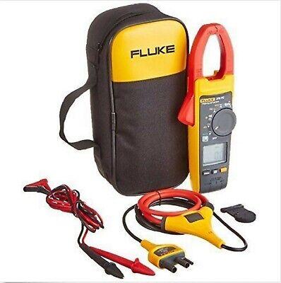 Fluke 376 Fc 1000a Acdc True Rms Wireless Clamp Meter W Iflex Probe Brand New