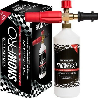 ProKleen Snow Foam Lance Karcher K-Series Compatible Pressure Washer Jet Wash